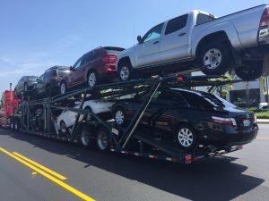 auction car transport