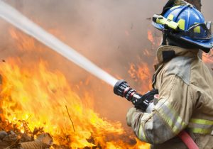 Firefighters Take Part in New WUI Training Program