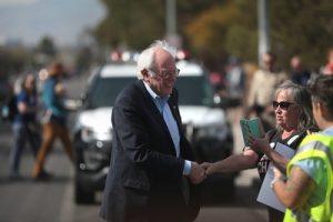 Bernie Sanders Leads Field In Colorado