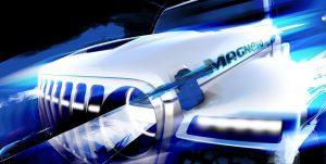 Jeep Wrangler Magneto EV Concept To Arrive In The Springtime